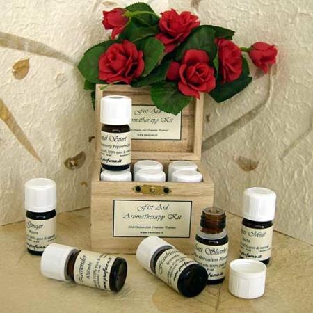 bauletto aromaterapia soccorso